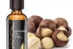 Nanoil Macadamiaöl für Haare und Haut